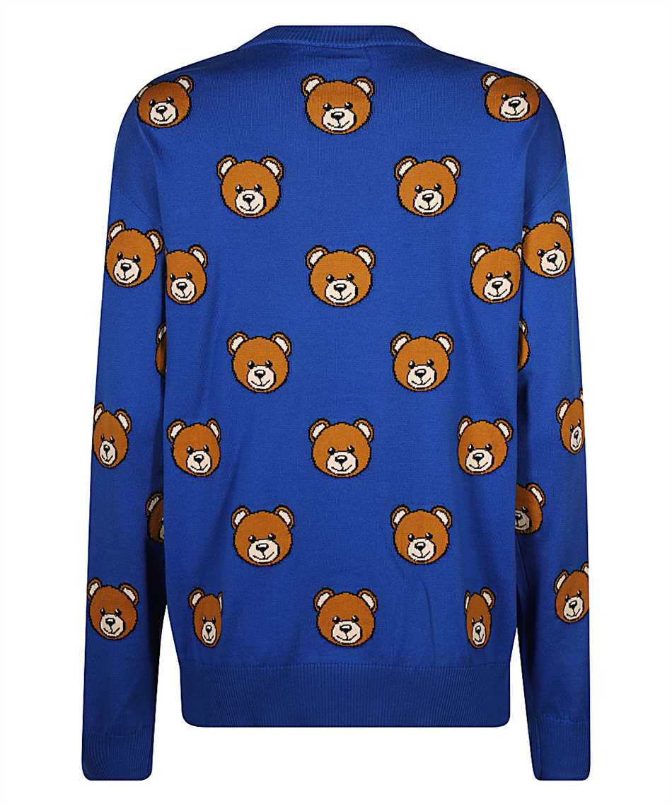 Moschino V0912 502 TEDDY BEAR Strick 2