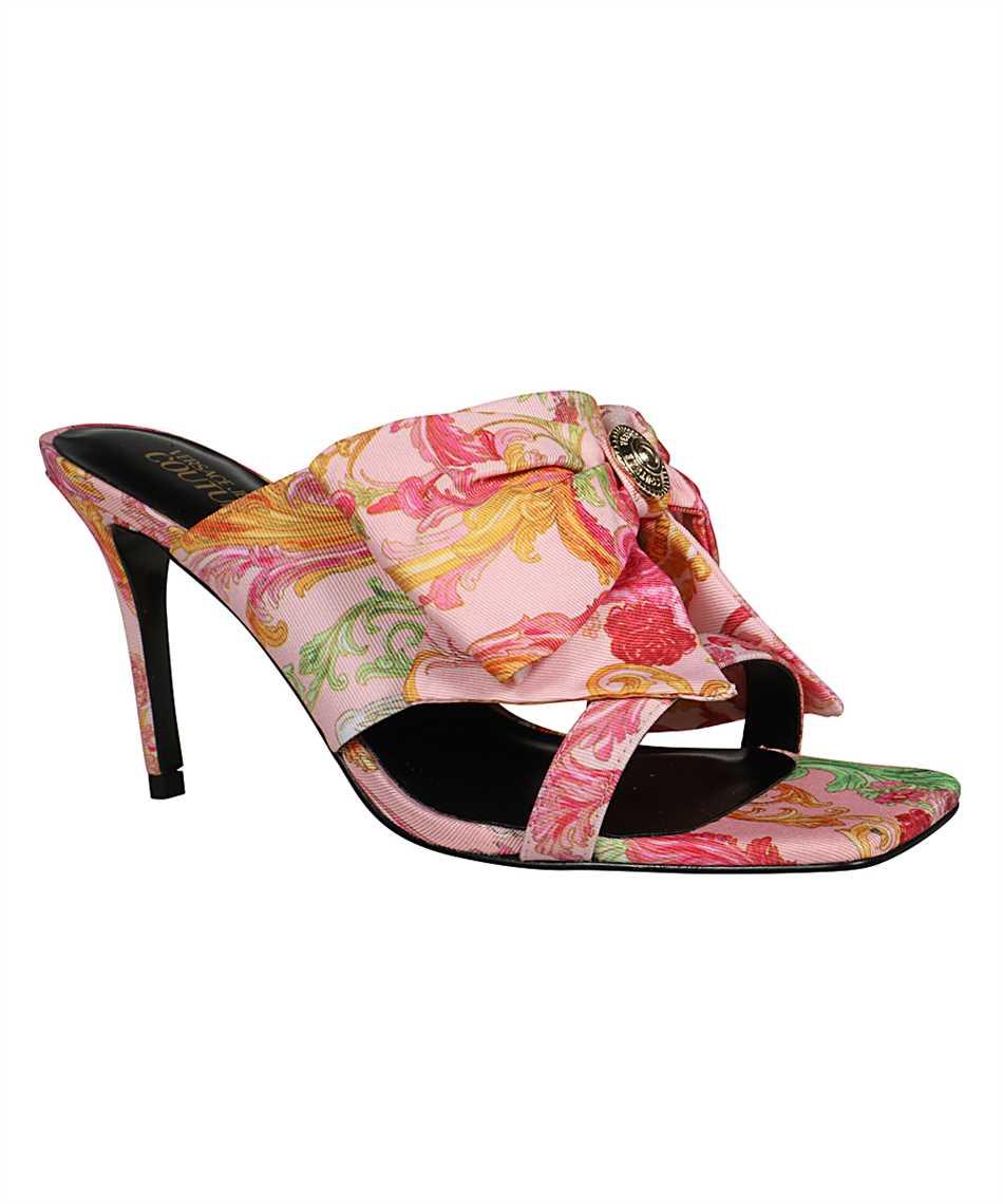 Versace Jeans Couture E0VWAS77 71985 EMILY VERSAILLES PRINT BOW Schuhe 2