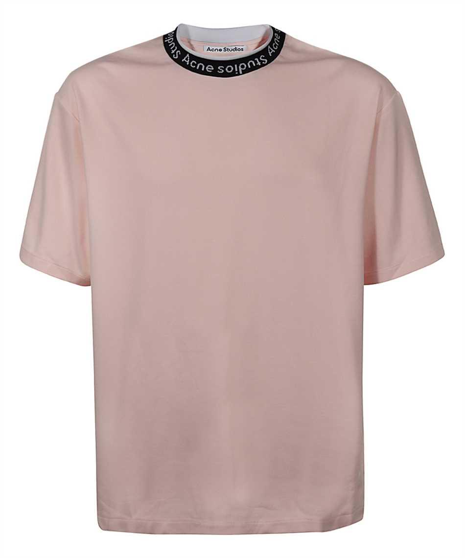 Acne FN MN TSHI000243 LOGO T-shirt 1