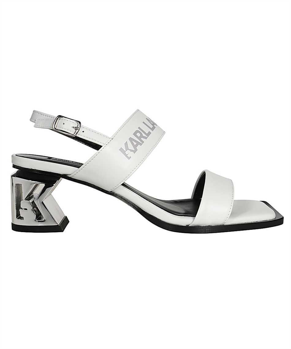 Karl Lagerfeld KL30610 K-BLOK 2-STRAP Sandalen 1