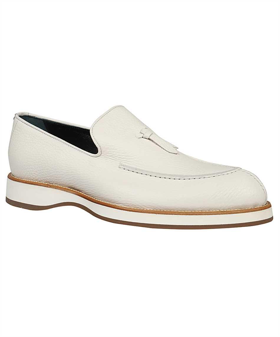 Brioni QFDI0L P7731 LUKAS CASUAL ALMOND Schuhe 2
