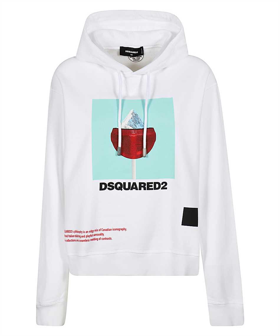 Dsquared2 S72GU0300 S25042 Kapuzen-Sweatshirt 1
