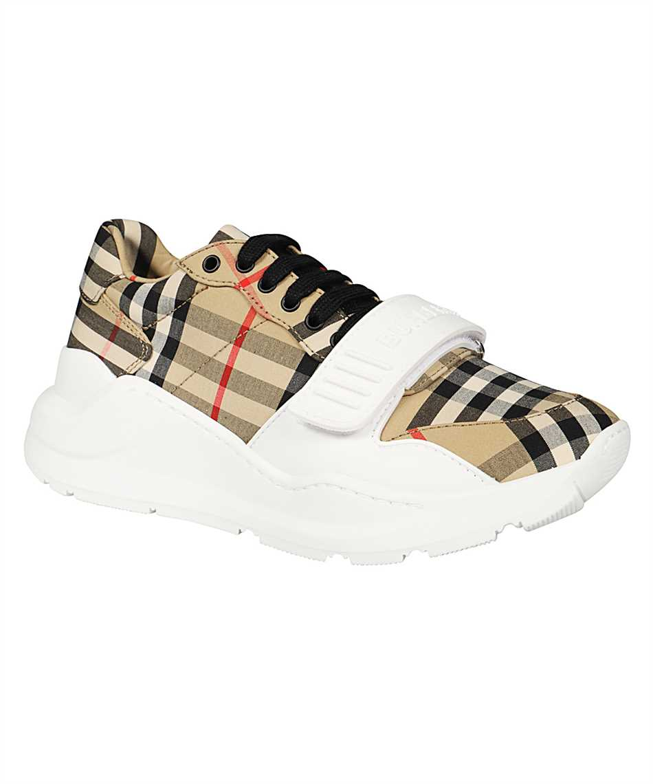 Burberry 8020281 VINTAGE CHECK COTTON Sneakers 2