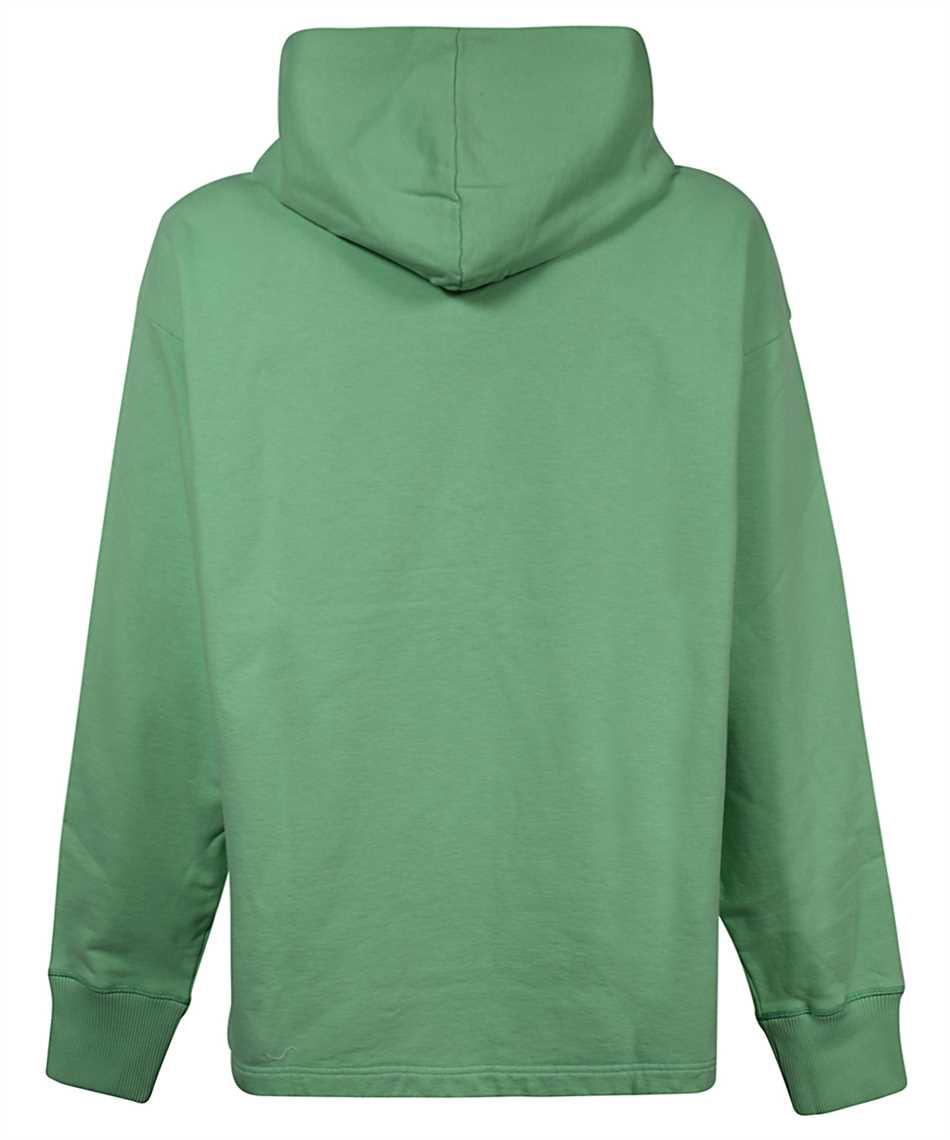 Acne FN MN SWEA000175 OVERSIZED Kapuzen-Sweatshirt 2
