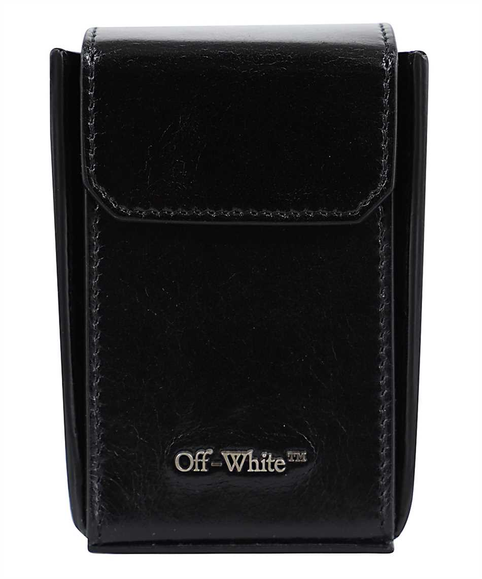Off-White OMNA146F20LEA001 NECK BOX Bag 1