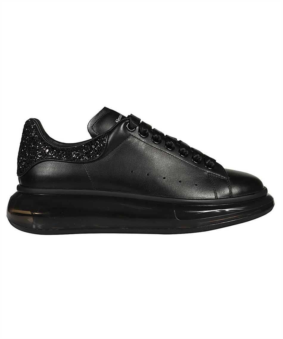 Alexander McQueen 634611 WHRH9 RIVER CALF GLITTER Sneakers 1