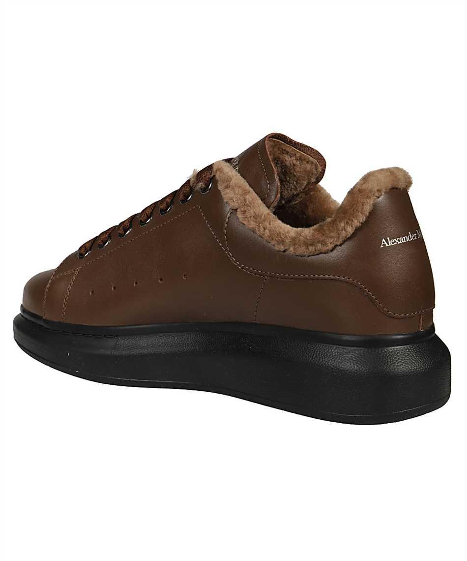 Alexander McQueen 604228 WHXE2 COSY SHEARLING BIKER Sneakers 3