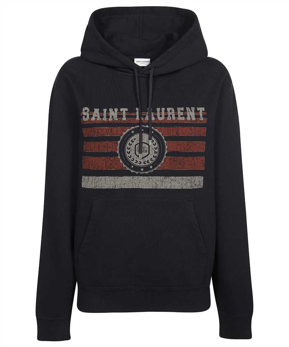 Saint Laurent 668816 Y36JN Hoodie 1