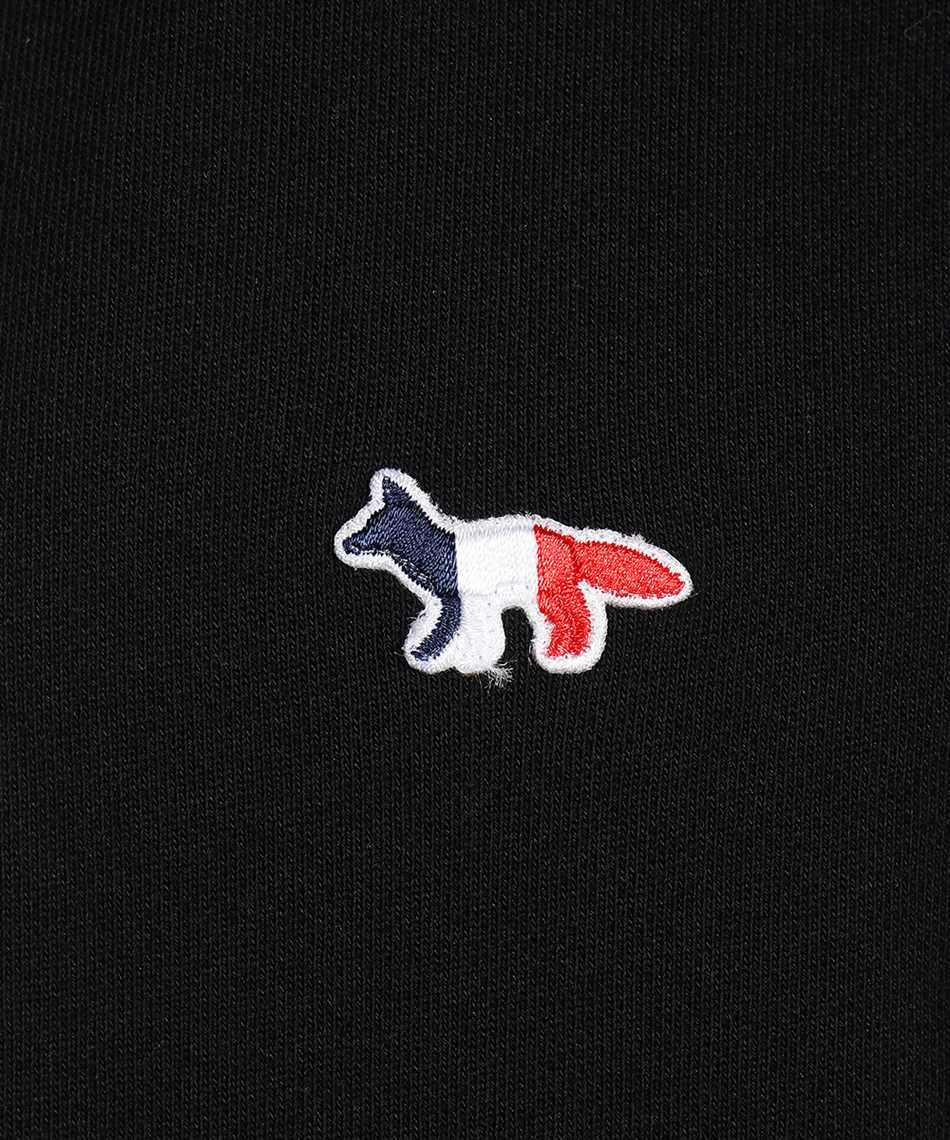 Maison Kitsune AU00307KM0001 TRICOLOR FOX PATCH CLASSIC Mikina 3