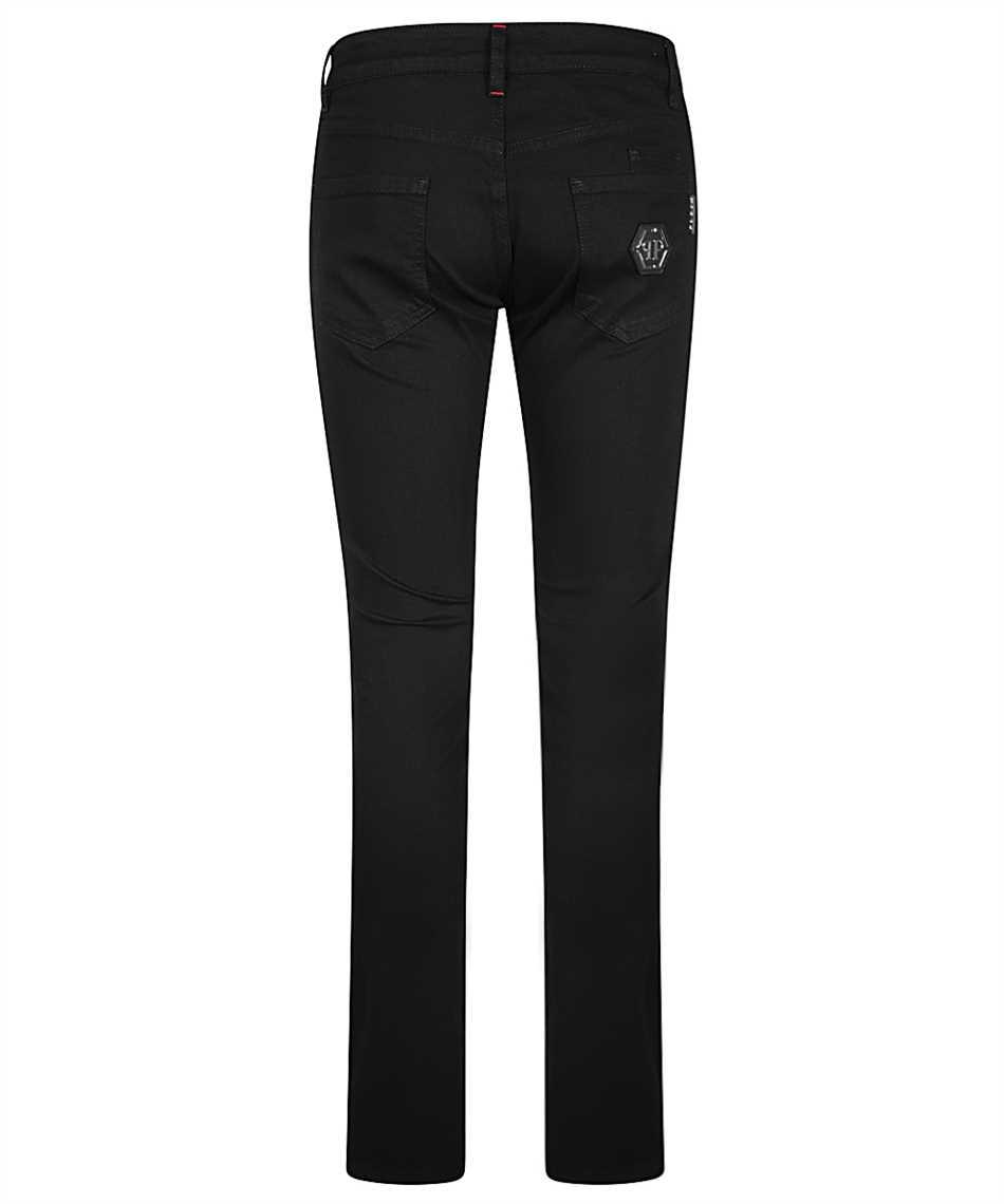 Philipp Plein F20C MDT2281 PDE004N SUPER STRAIGHT Jeans 2