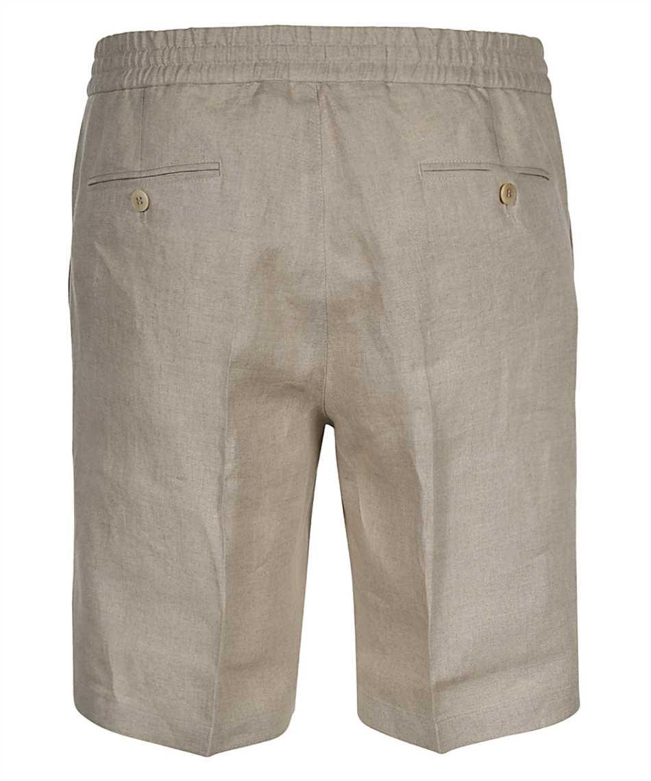 Brioni RPP10L P6114 SYDNEY LINEN TROPICAL Shorts 2