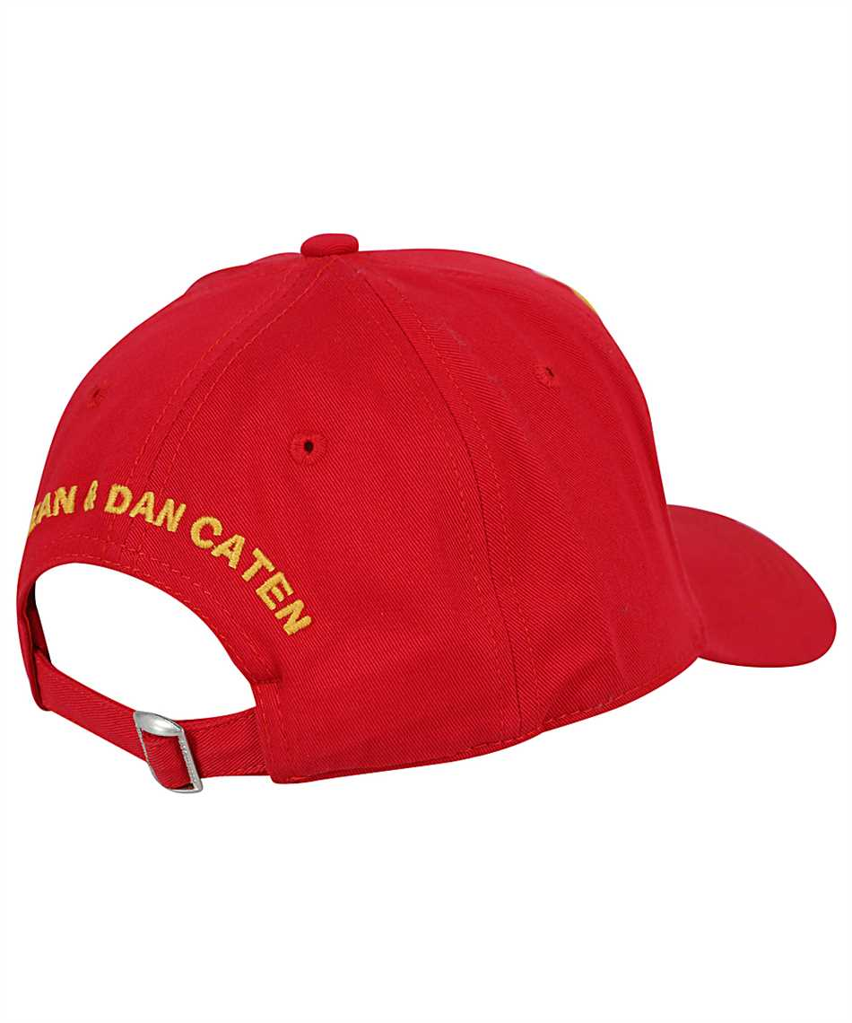 Dsquared2 BCM0415 05C00001 CANADA PATCH Cap 2