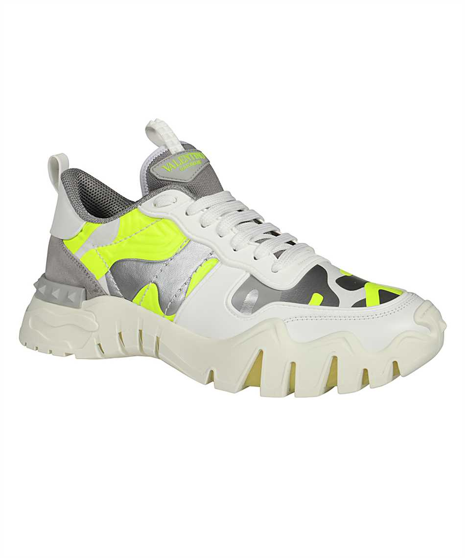 Valentino Garavani VY2S0C88MHB CAMOUFLAGE ROCKRUNNER PLUS Sneakers 2