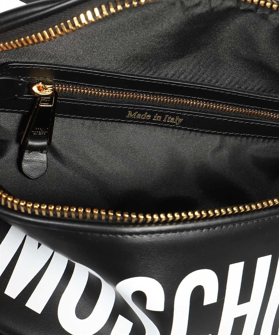 Moschino A7712 8001 LOGO Belt bag 3