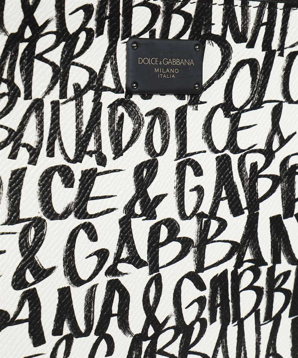 Dolce & Gabbana BP2182 AZ657 GRAFFITI PRINT Document case 3