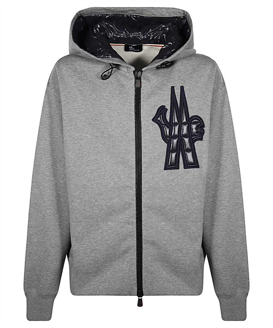 Moncler Grenoble 8G501.10 80451 Kapuzen-Sweatshirt 1