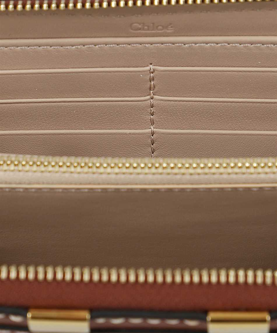 Chloé CHC19UP571A37 MARCIE Wallet 3