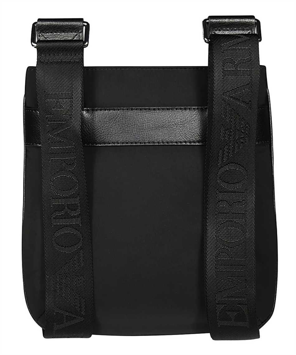 Emporio Armani Y4M234 YOB3E WOVEN MESSENGER Bag 2