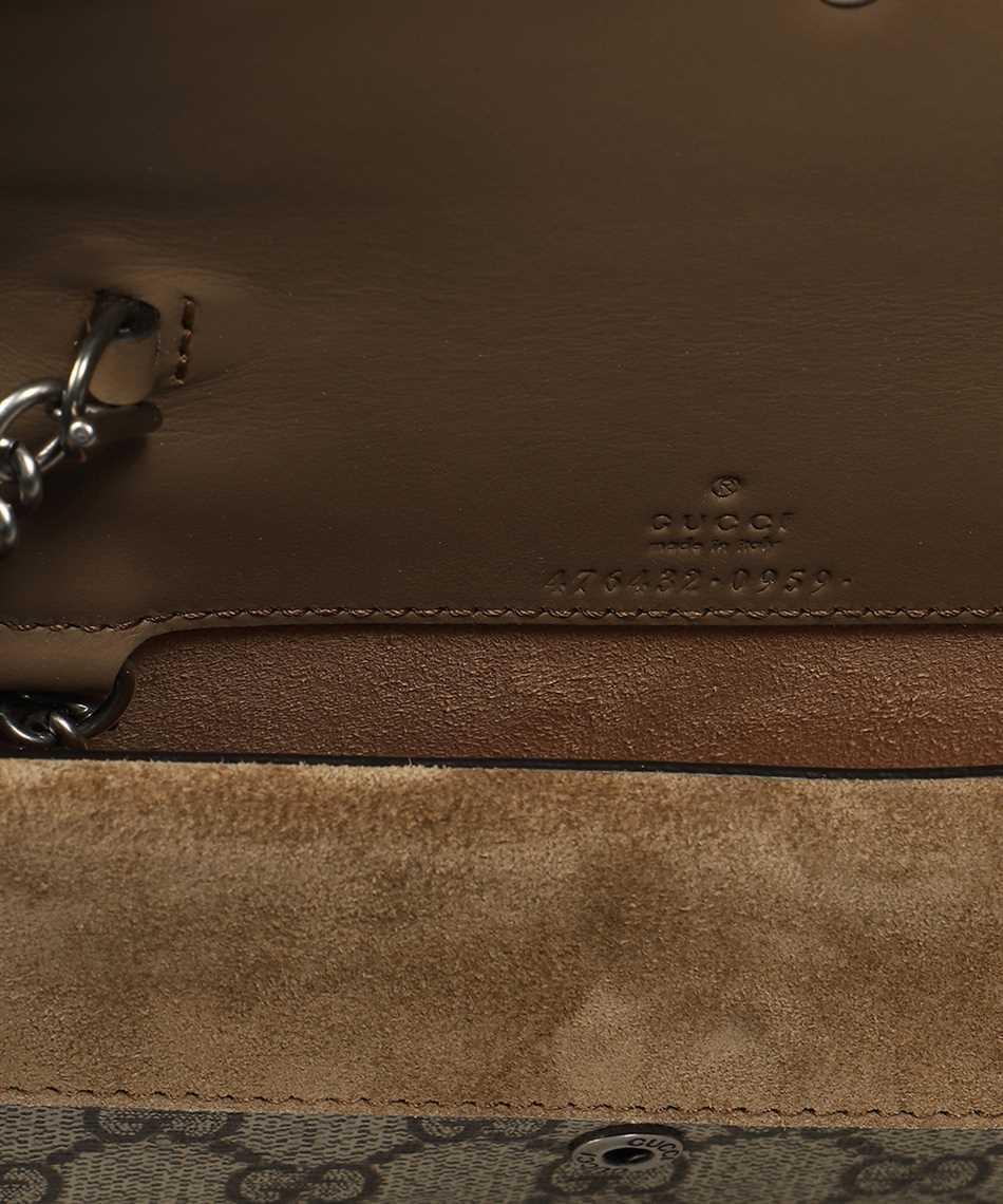 Gucci 476432 KHNRN DYONISUS GG SUPREME SUPER MINI Bag 3