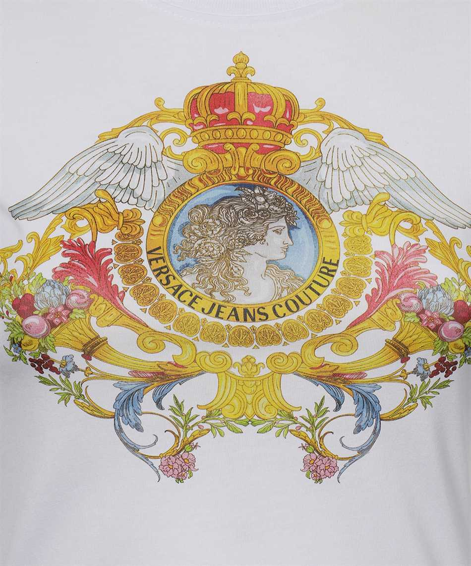 Versace Jeans Couture B2HWA7KD 30457 T-shirt 3