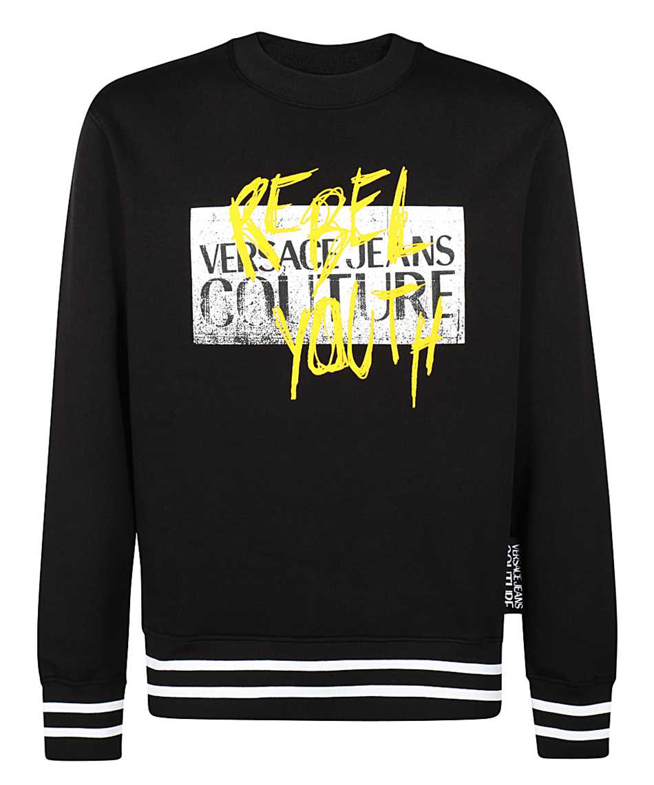 Versace Jeans Couture B7GZB7TX 30216 Sweatshirt 1