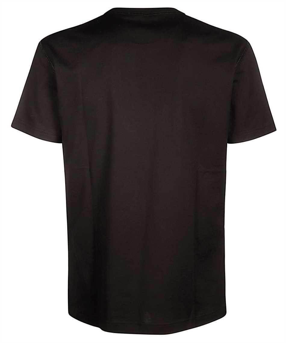 Dolce & Gabbana G8KJ9T FU7EQ LOGOED PLAQUE T-shirt 2