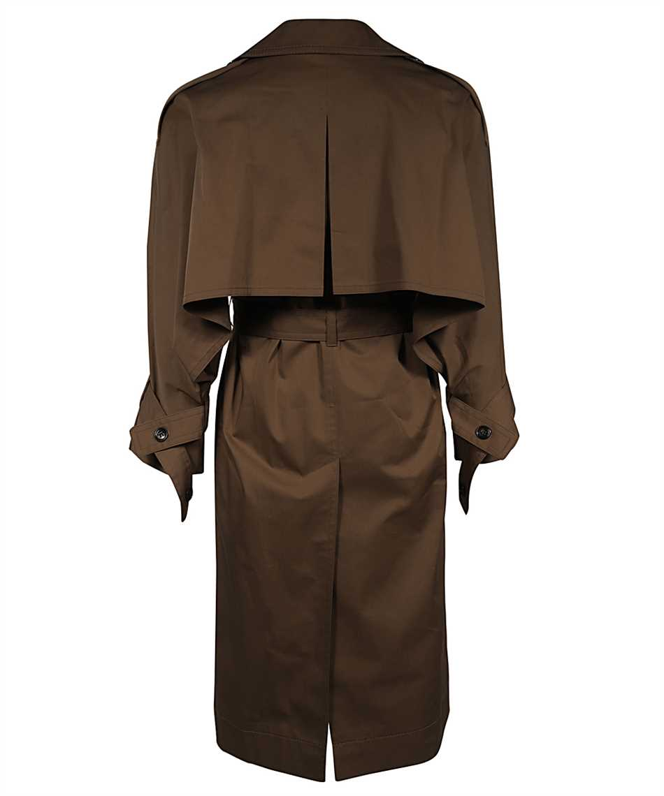 Acne FN WN OUTW000423 TRENCH Kabát 2