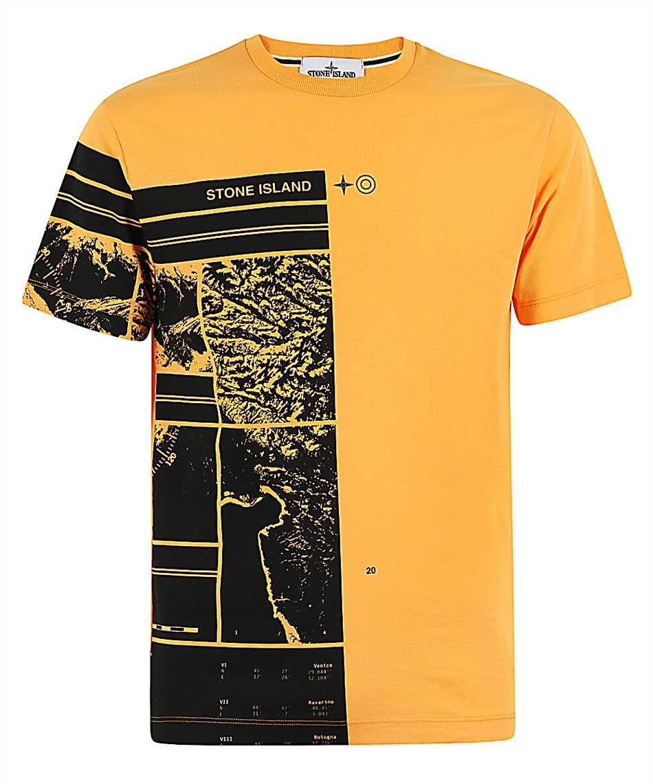 Stone Island 2NS87 MURAL PART 3 T-shirt 1