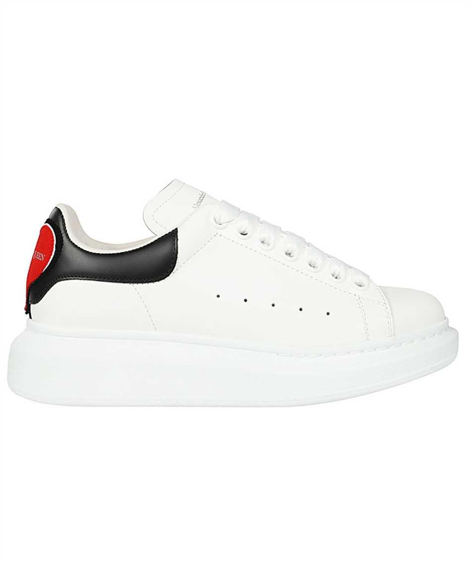 Alexander McQueen 641859 WHZ4E OVERSIZED Sneakers 1