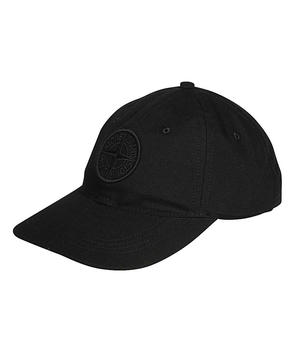 Stone Island 99468 COMPASS LOGO EMBROIDERY Cap 1