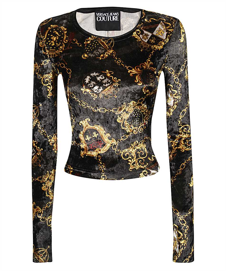 Versace Jeans Couture B2HZB710 S0874 T-Shirt 1