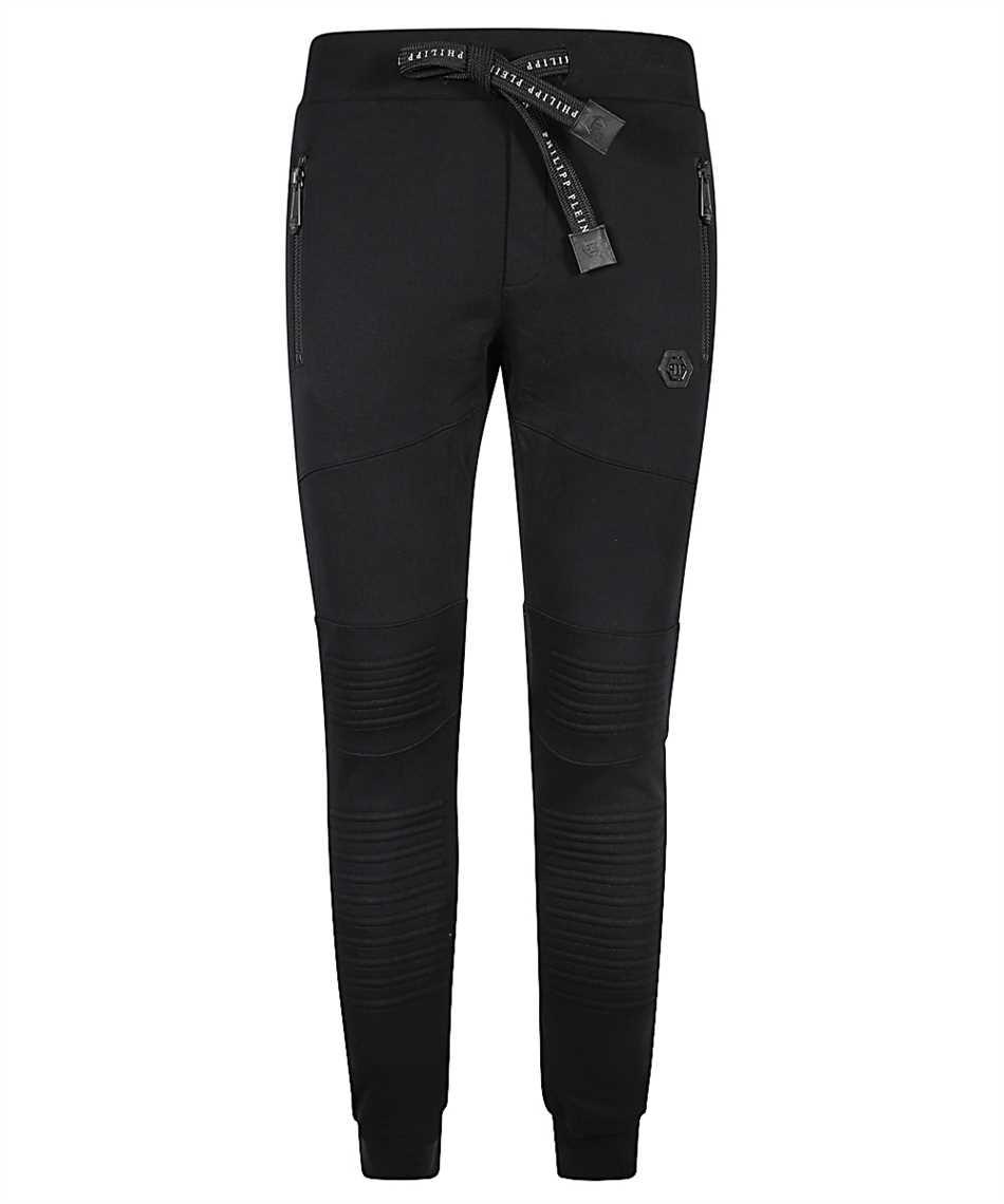 Philipp Plein F20C MJT1653 PJO002N ISTITUTIONAL JOGGING Trousers 1