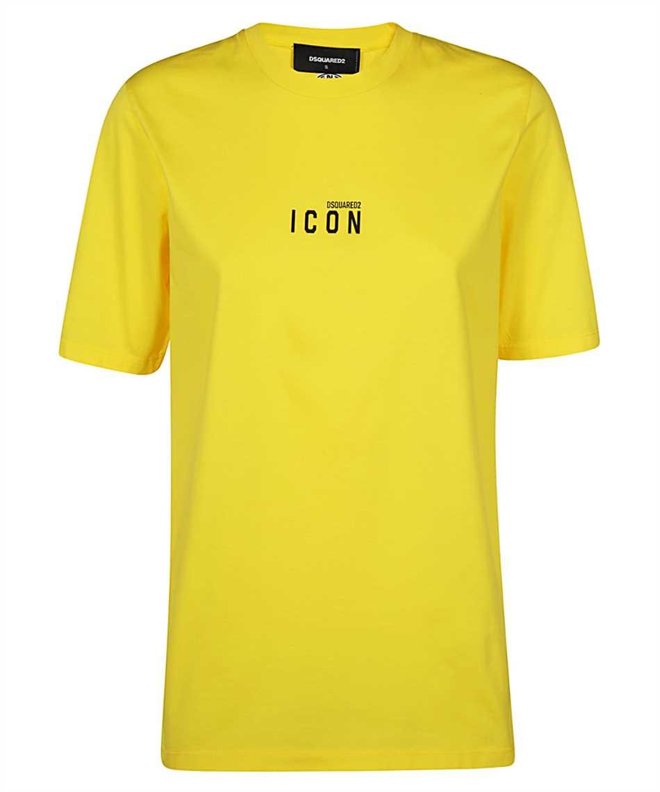 Dsquared2 S80GC0009 S23009 ICON MINI LOGO T-shirt 1