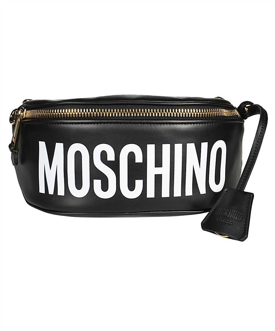 Moschino A7712 8001 LOGO Belt bag 1