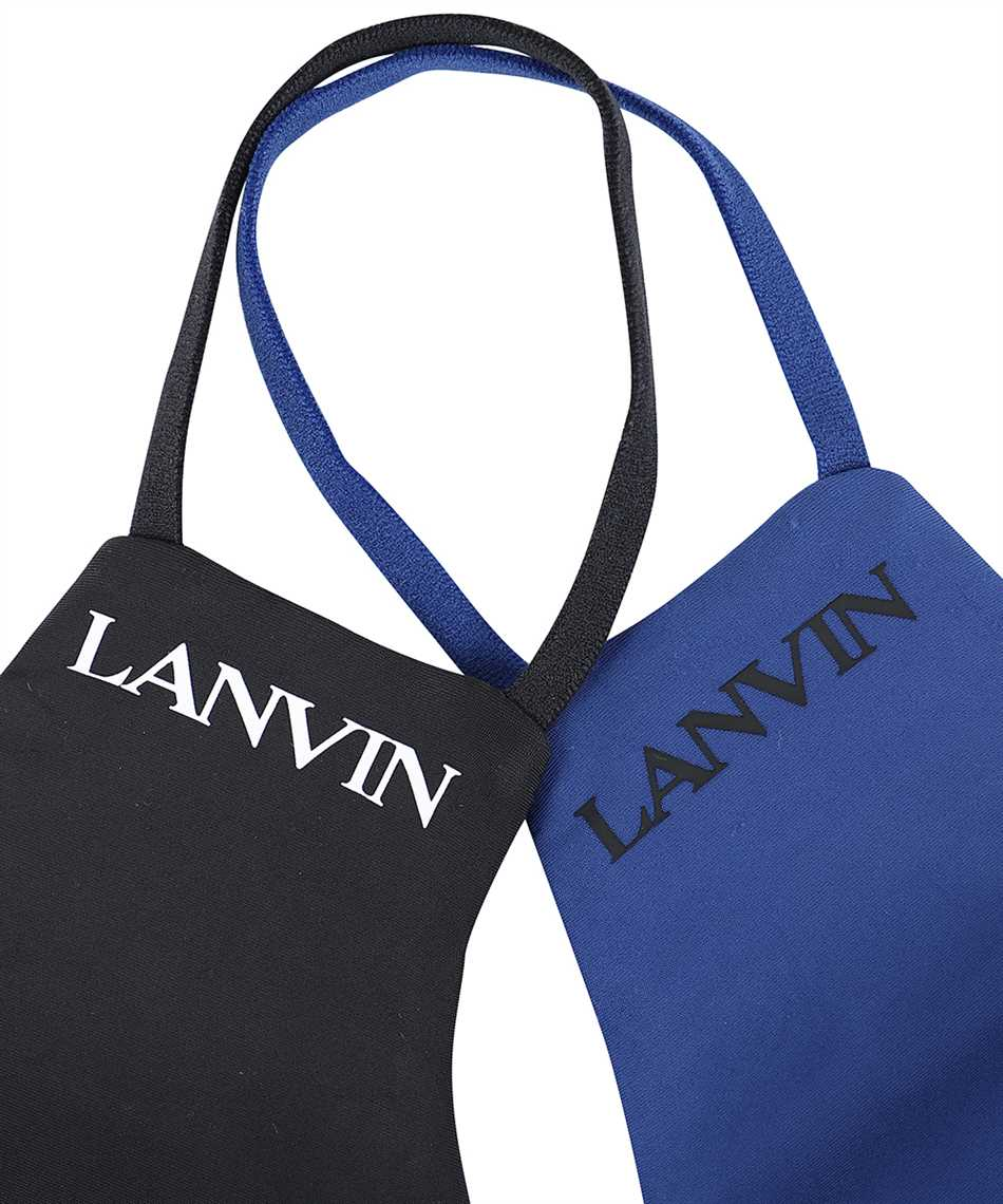 Lanvin AW-SIOM02 MDPR P21 MOTHER & CHILD PRINT 2PACK Mask 3