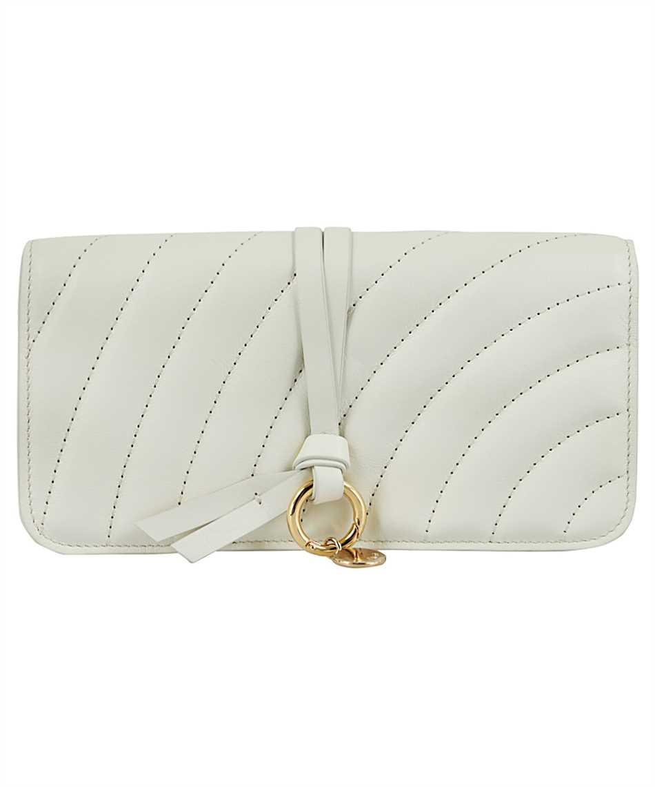 Chloé CHC18UP715A04 QUILTED ALPHABET Wallet 1