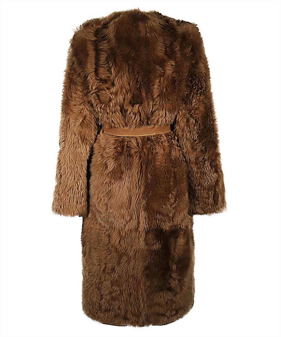 Yves Salomon 21WYM61814TOSX TOSCANA LAMB Coat 2