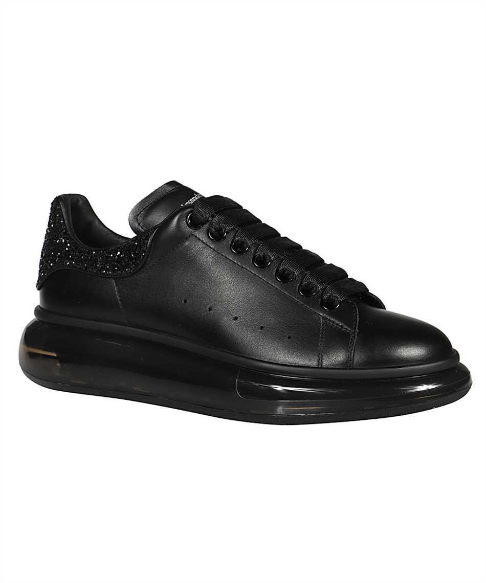 Alexander McQueen 634611 WHRH9 RIVER CALF GLITTER Sneakers 2