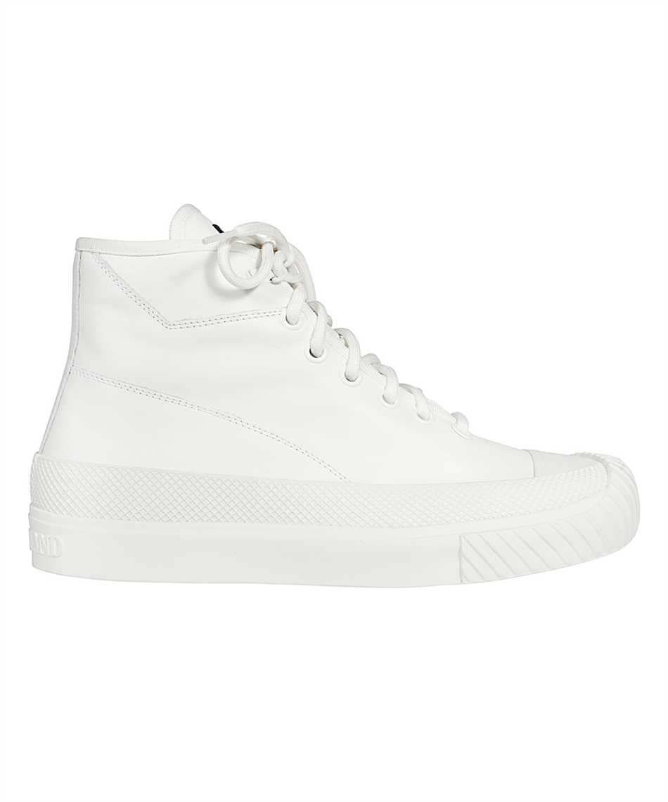 Stone Island S0249 MID_GHOST Sneakers 1