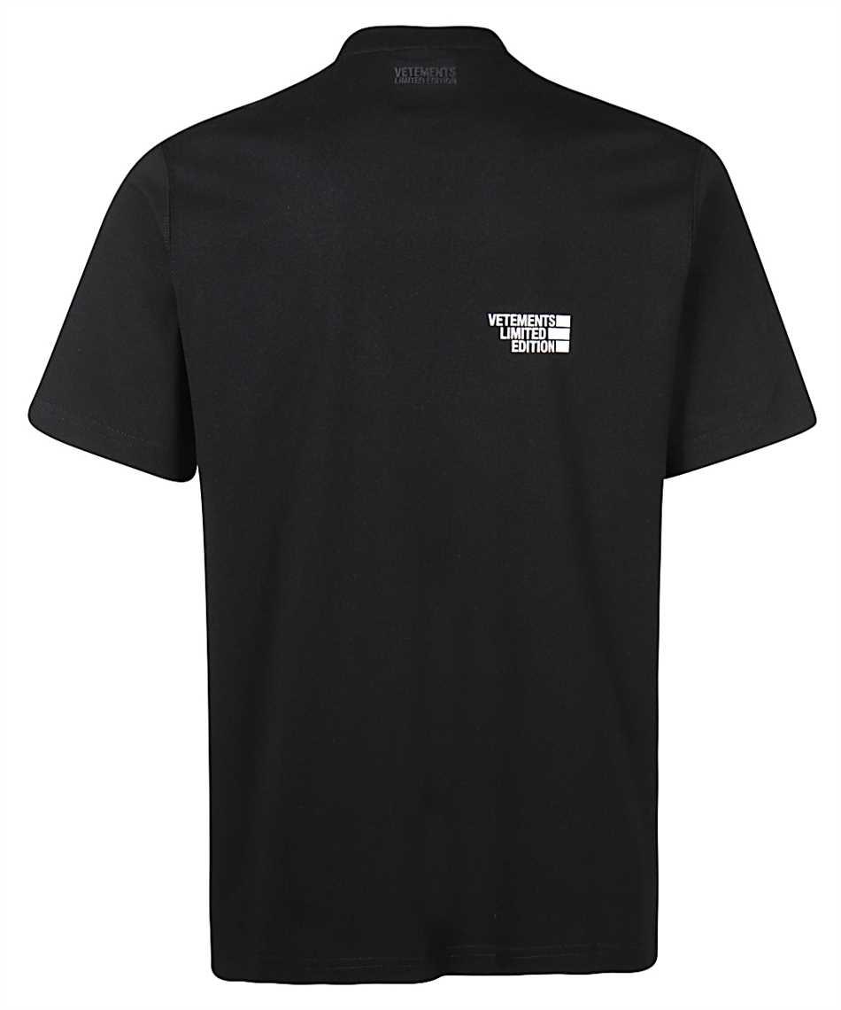 Vetements UE51TR720B LOGO LIMITED EDITION T-shirt 2