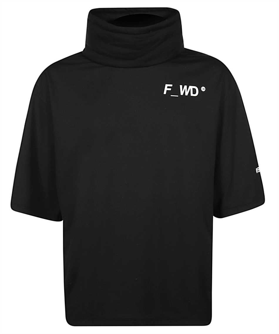 F_WD FWUR7203 SFR002 RECYCLED JERSEY T-shirt 1