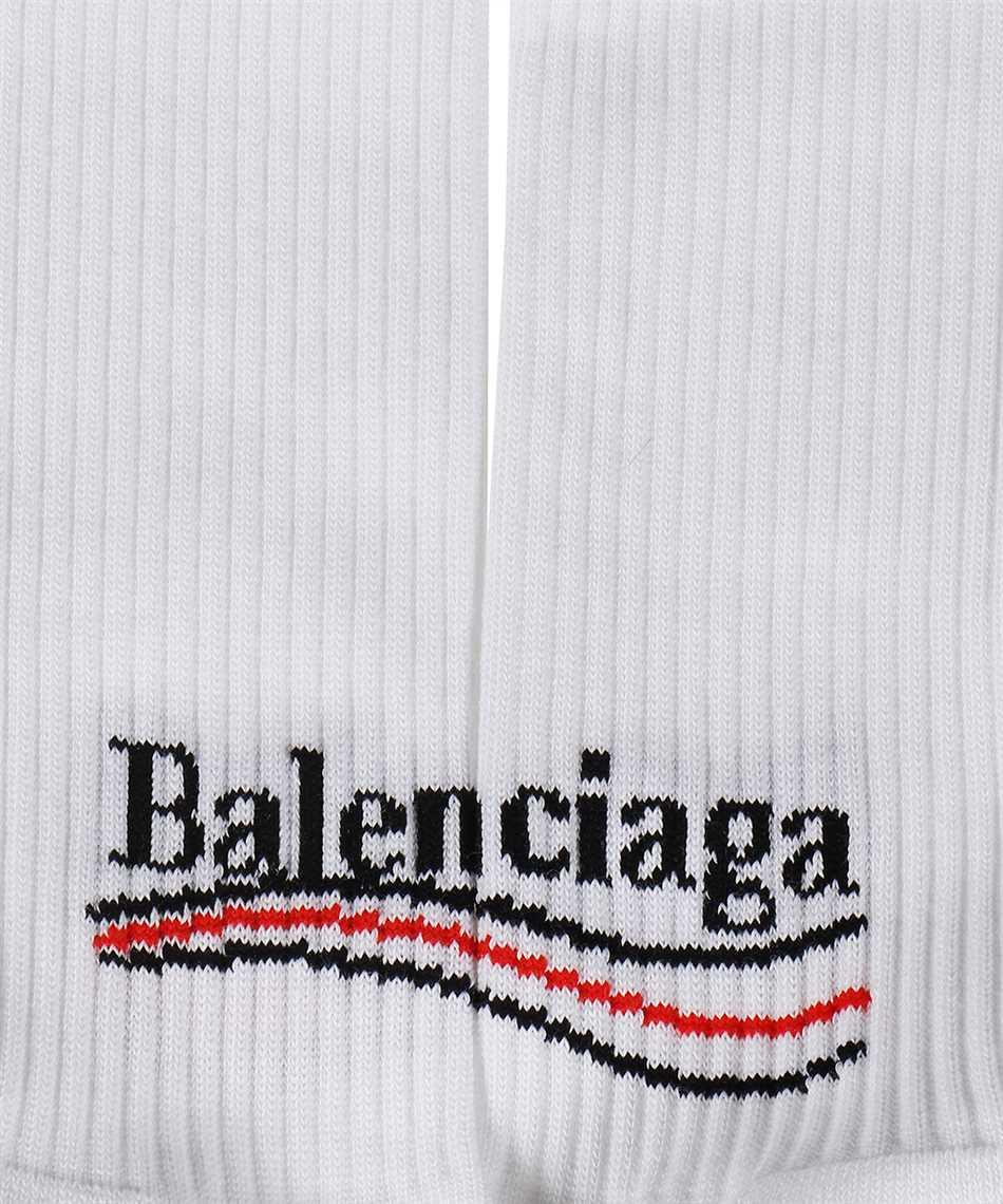 Balenciaga 507768 472B4 POLITICAL CAMPAIGN TENNIS Socks 2