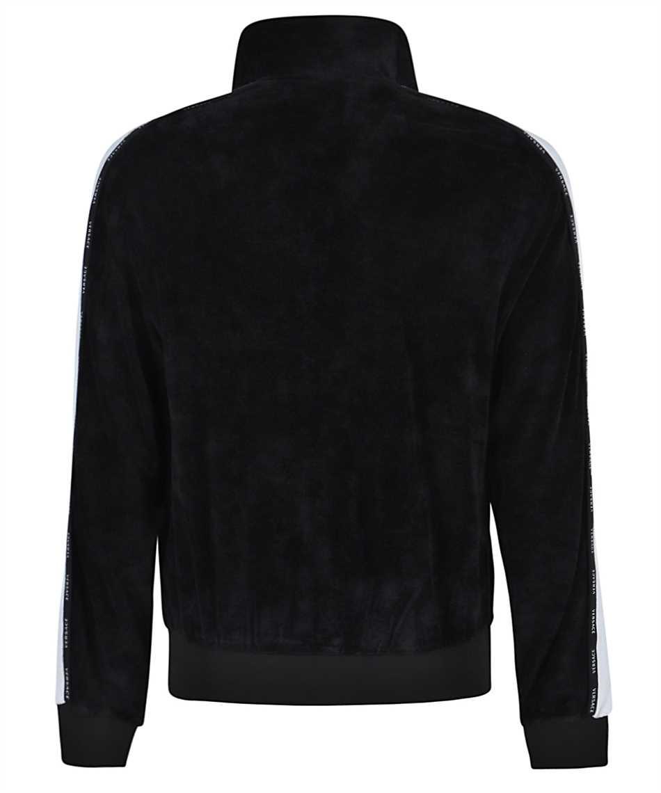 Versace A88743 A234742 VELOUR Sweatshirt 2
