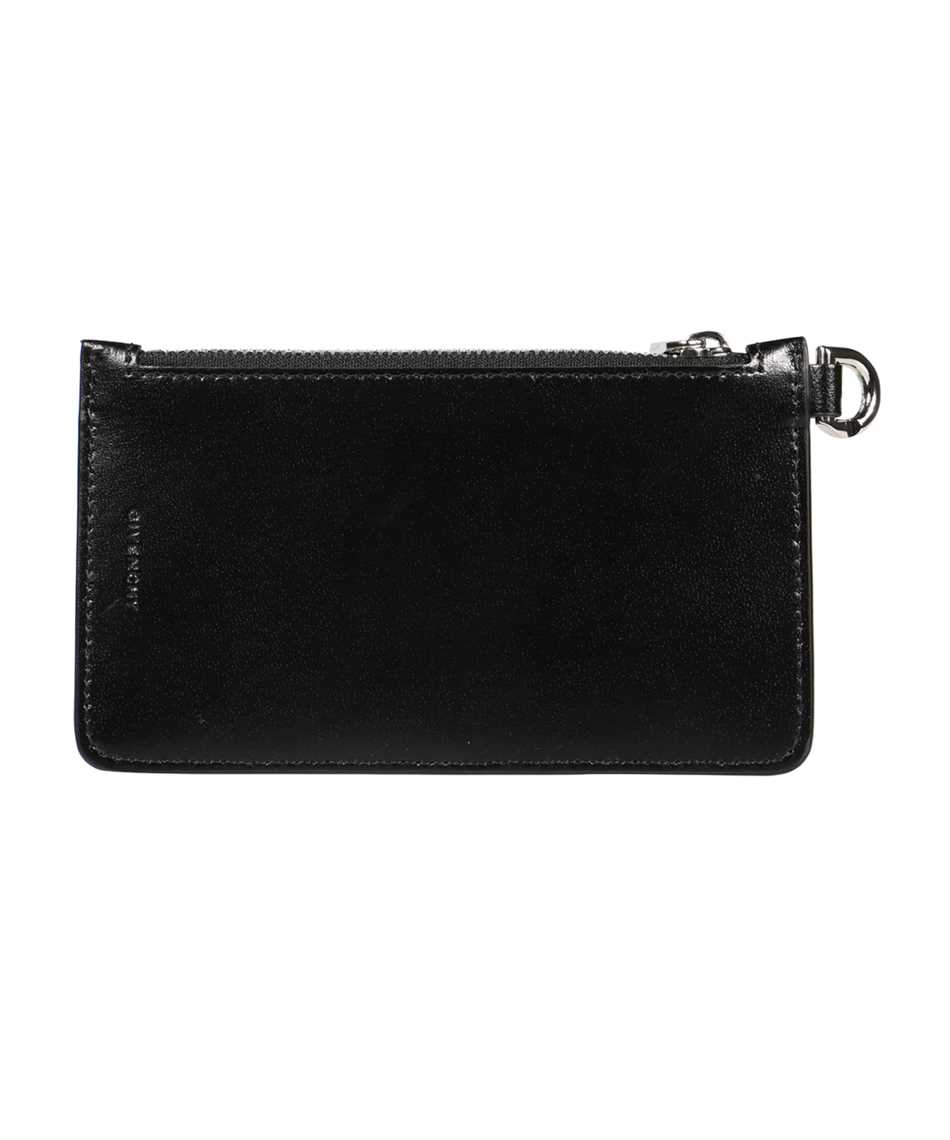 Givenchy BB60GXB00D 4G ZIPPED BOX LEATHER Card holder 2