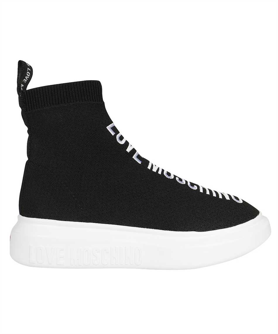 LOVE MOSCHINO JA15184G0CIZ SOCK Sneakers 1
