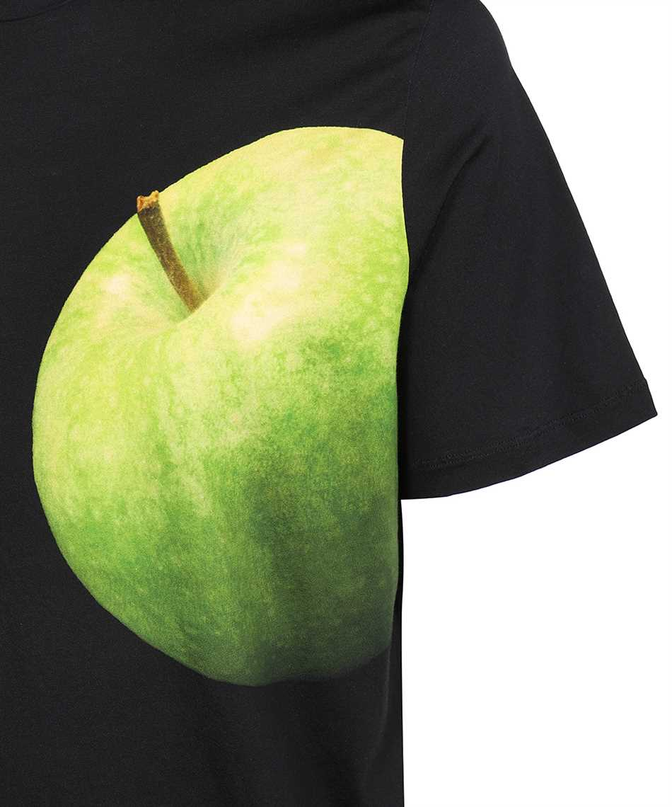 Paul Smith M1R 202U APPLE PRINT T-Shirt 3