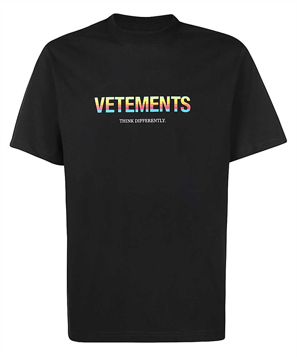 Vetements UE51TR620B THINK DIFFERENTLY T-shirt 1
