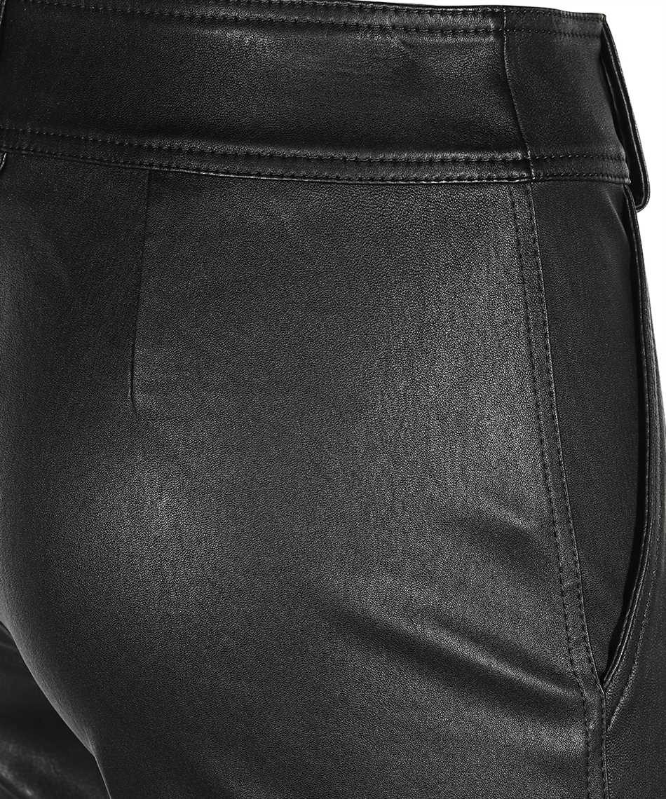 Yves Salomon 20EYP221XXAPSX STRETCH LAMB LEATHER Trousers 3