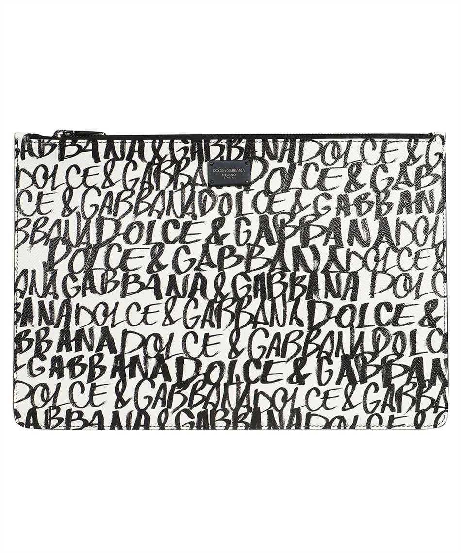 Dolce & Gabbana BP2182 AZ657 GRAFFITI PRINT Document case 1