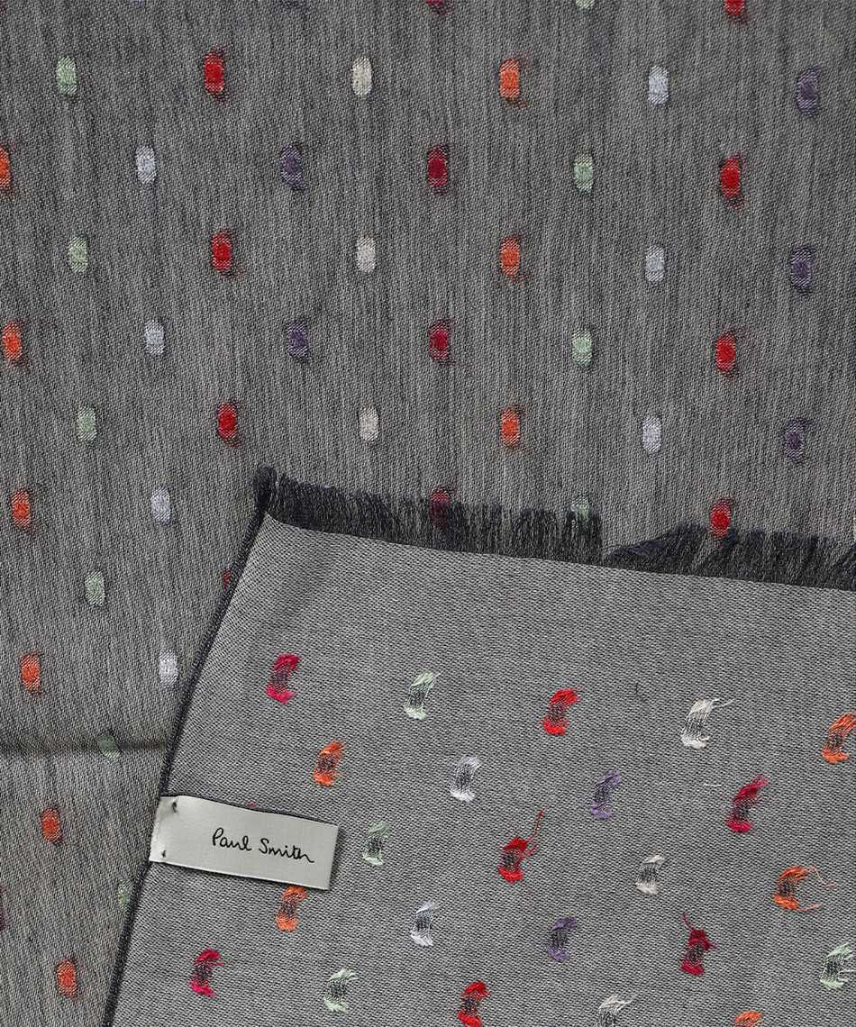 Paul Smith M1A 759F FS28 RAINBOW SPOT Scarf 2